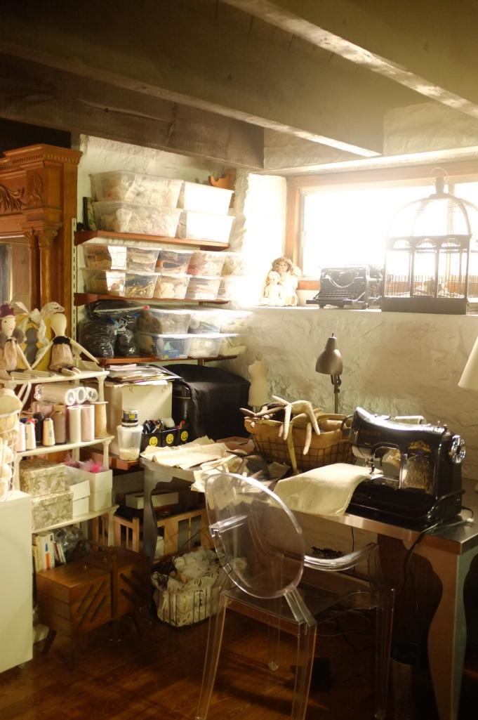 Gaiia Kim's Studio