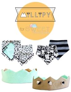 millipy for sweet threads