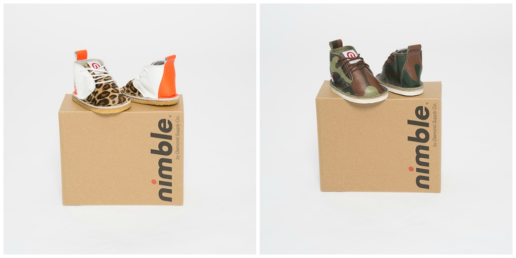 nimble-shoes