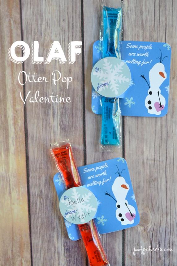 Olaf Otter Pop