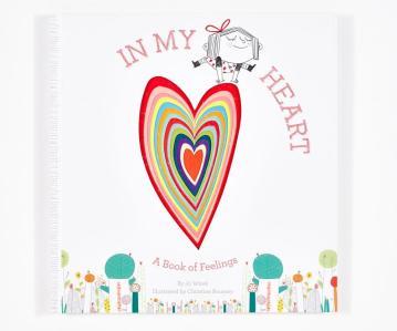 In My Heart book $17