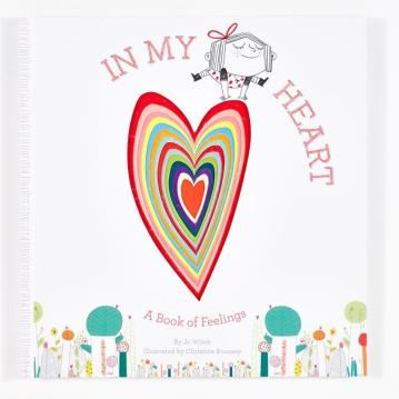 In My Heart book $17