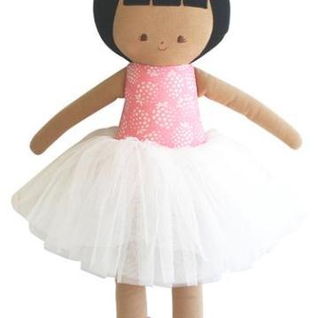 Alimrose – Baby Ballerina Doll $27
