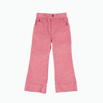 Ultraviolet Kids – Tulip Pants in Dusty Rose $59