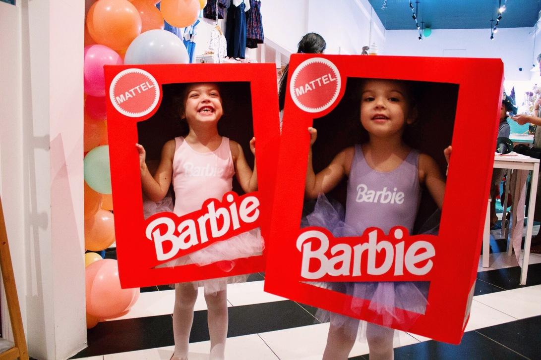 barbie twins